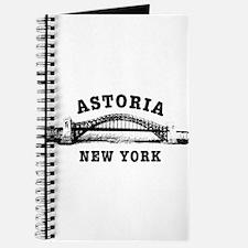 Astoria Hellgate Bridge Journal