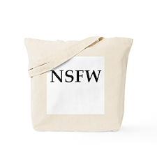 NSFW Tote Bag