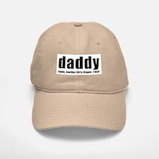 daddy Baseball Baseball Cap