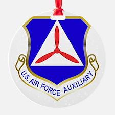 Civil Air Patrol Shield Ornament