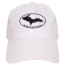 Upper Peninsula Oval Baseball Cap