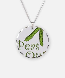 Peas Out Necklace