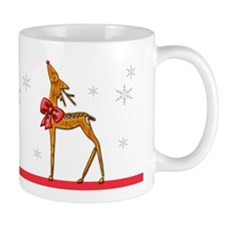 Reindeer 11oz. Mug