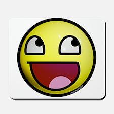 Epic Smiley Mousepad