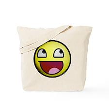 Epic Smiley Tote Bag