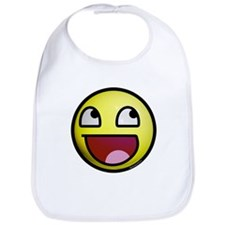 Epic Smiley Bib