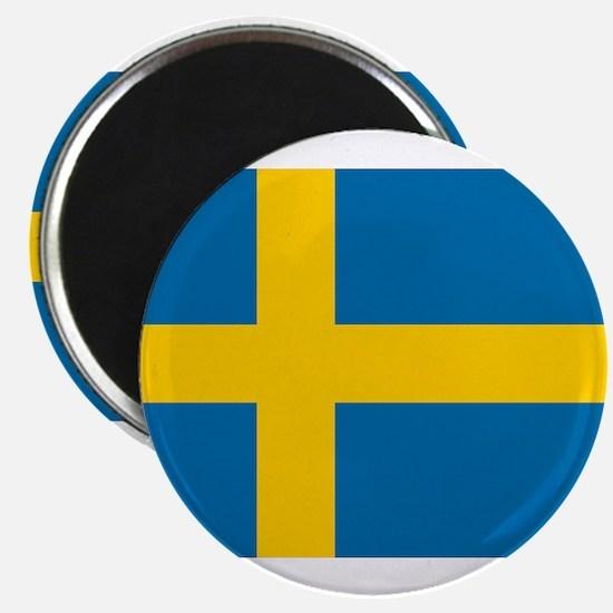 Flag of Sweden - Sveriges Flagga - Swedish Magnets