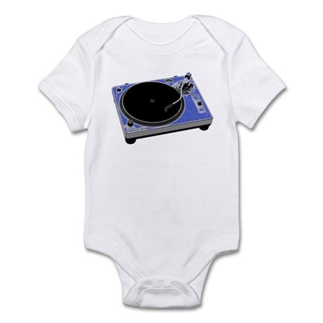 Turntable Infant Bodysuit