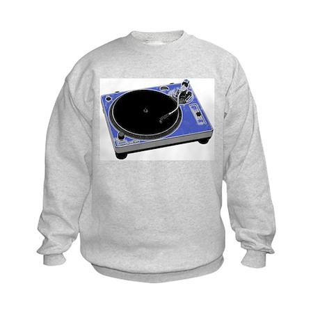 Turntable Kids Sweatshirt