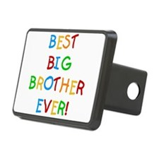 Best Big Brother Ever Hitch Cover