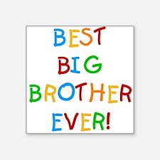 Best Big Brother Ever Sticker