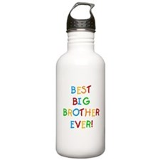 Best Big Brother Ever Water Bottle