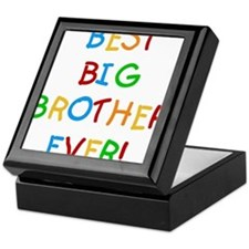 Best Big Brother Ever Keepsake Box
