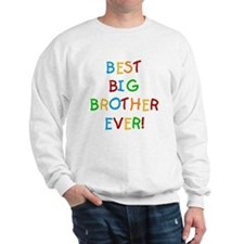 Best Big Brother Ever Jumper