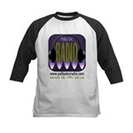 3-radio1000words Baseball Jersey