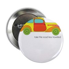 "Road Less Traveled 2.25"" Button"