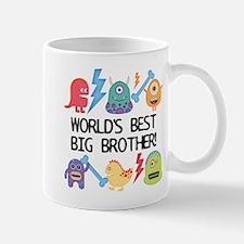 Monsters World's Best Big Brother Mug
