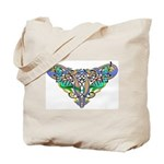 Celtic Artwork Tote Bag