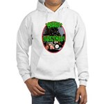 Deere puppies Hooded Sweatshirt