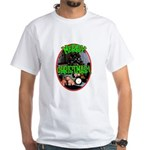Deere puppies White T-Shirt