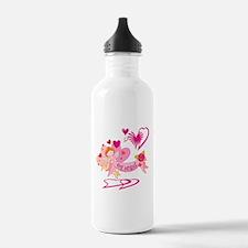 My Angel Valentine Water Bottle