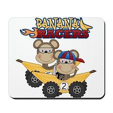 Banana Racers Mousepad