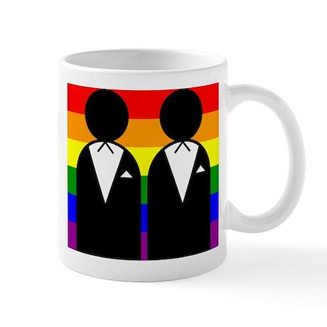 Two Grooms Mug