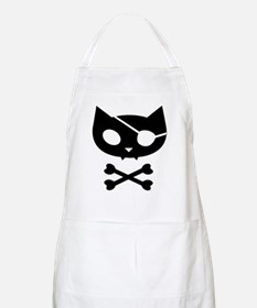 Pirate Kitty Apron