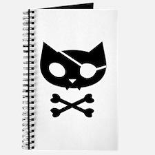 Pirate Kitty Journal