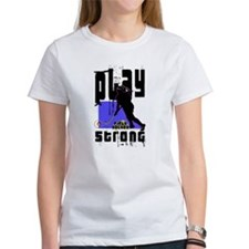Field Hockey Jr. Ringer Tee T-Shirt