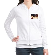 Fine Art Gifts Fitted Hoodie