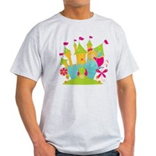 Blond Frog Princess T-Shirt