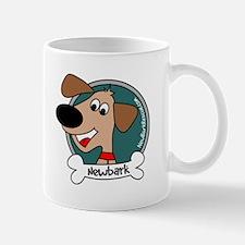 Newbark logo Small Mugs