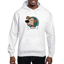 Newbark logo Hoodie Sweatshirt