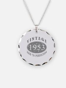 1953 Birthday Vintage Necklace