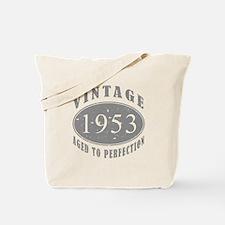 1953 Birthday Vintage Tote Bag