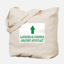 Lagomorph Produce Delivery Assistant Tote Bag