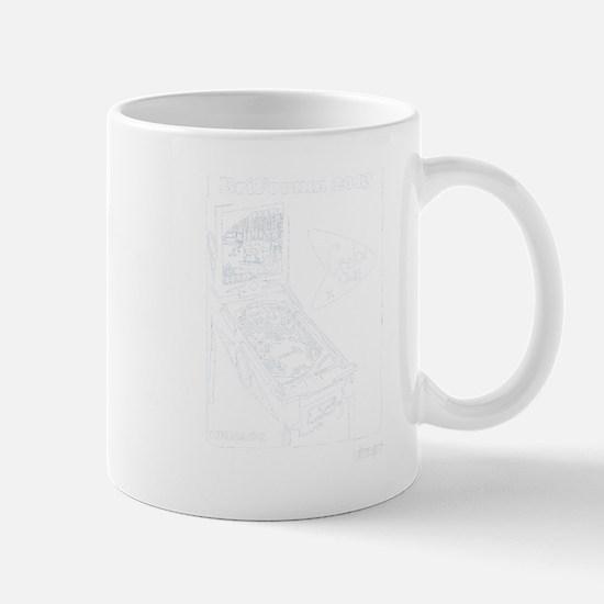 Pinball Shirt Mug
