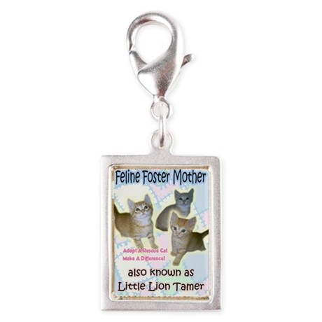 Feline Foster Mother Charms