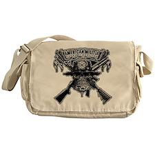 American Militia Messenger Bag