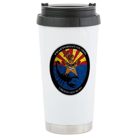 Militia Logo Travel Mug