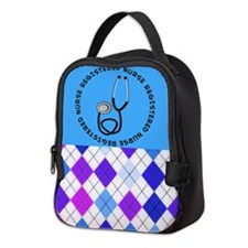 Registered Nurse 7 Neoprene Lunch Bag