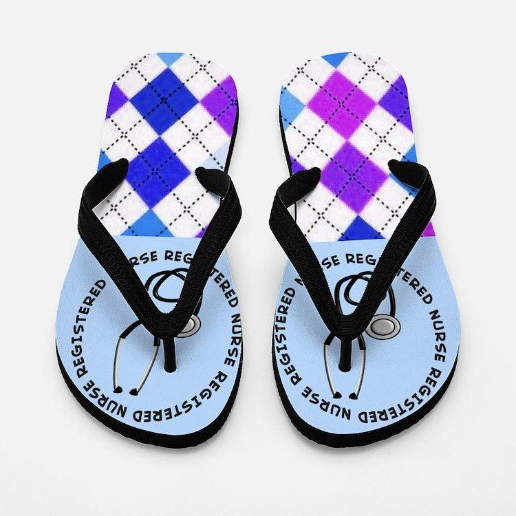 Registered Nurse 6 Flip Flops