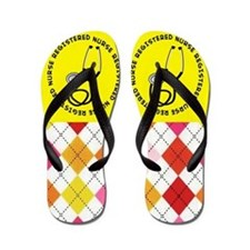 Registered Nurse 5 Flip Flops