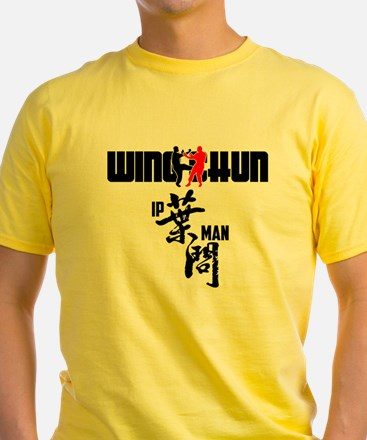 Wing Chun - Ip Man Linage T-Shirt