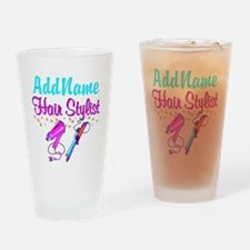 STUNNING STYLIST Drinking Glass