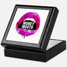 Money Mouth Keepsake Box