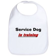 service dog 2 Bib