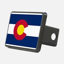 Colorado Flag Hitch Cover
