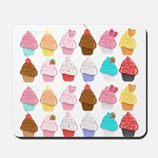 Lots Of Cupcakes Mousepad
